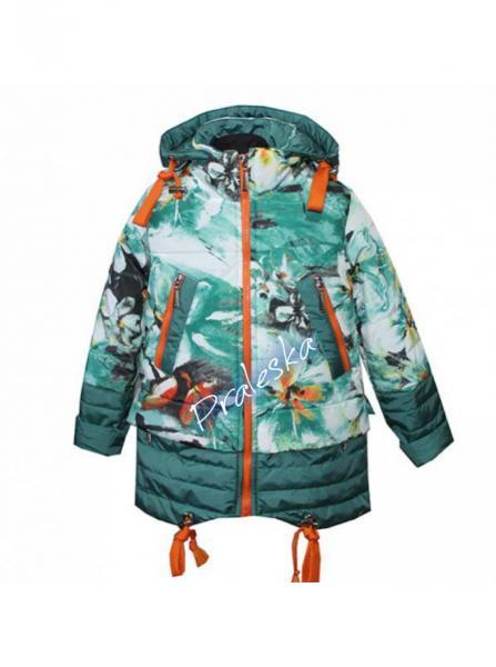 """Куртка для девочки """" Фиеста"""" 4416"""