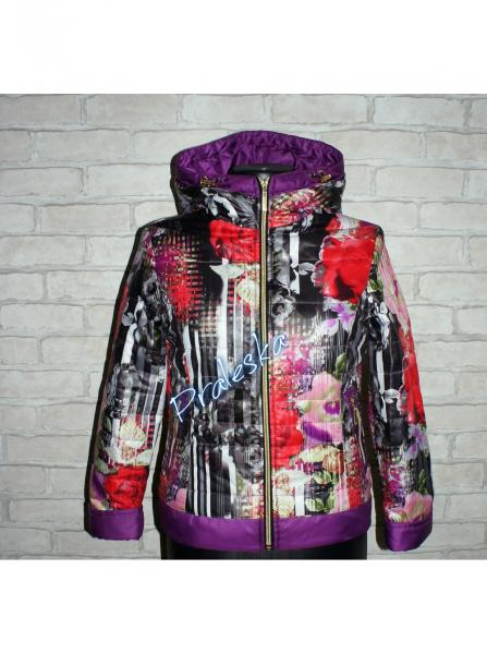 Куртка для девочки Модель 4516
