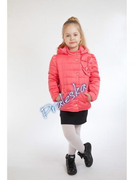 """Куртка для девочки """"Сати"""" 07Д-2/17В"""