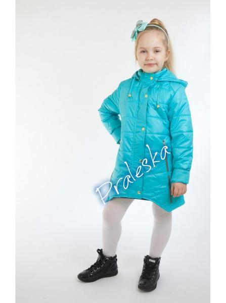 """Пальто для девочки """"Злата"""" 05Д-4/17В"""