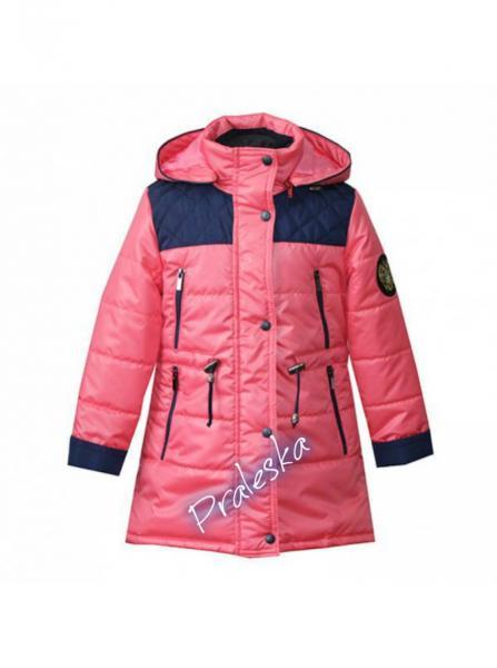 """Пальто для девочки """"Парка"""" 05Д-6/16В"""