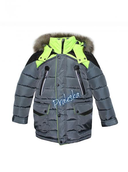 Куртка для мальчика 7617