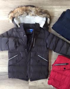 Фото Куртки, комбинезоны, парки, жилетки МАЛЬЧИКАМ РАСПРОДАЖА! -20% ЗИМА. Куртка мальчик 5-7 лет