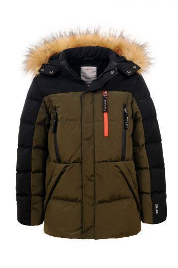 Зима. Куртка Аляска. 9-16лет