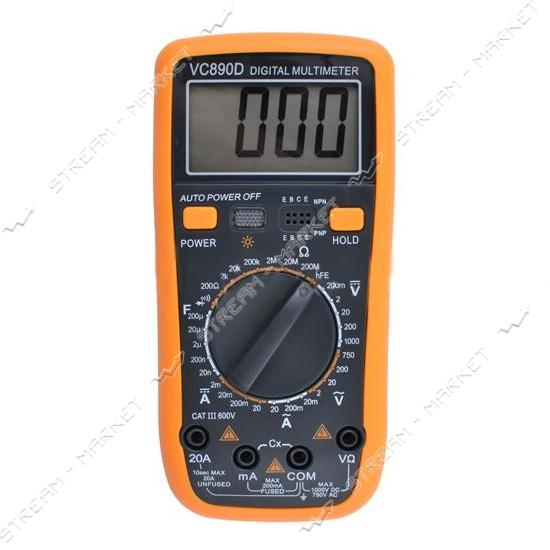 Мультиметр 890 D VC