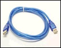 CU-1019 USB папа-папа Д1.5 м