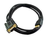 Cable HDMI/VGA+AD