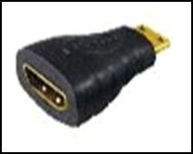 CV-1325 переходник HDMI (mini) папа - HDMI мама