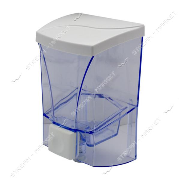 Дозатор для мыла DOLLY(пластиковый 500 мл.) (y-028)