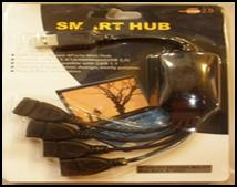 USB HUB Smart 4 port.