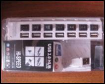 USB HUB 7 портов кн.
