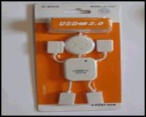 USB HUB Human