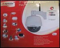 Безпропроводная IP CAMERA H901-Z-WS