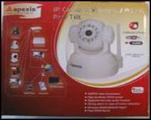 Безпропроводная IP CAMERA J011-WS