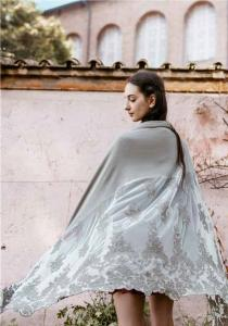 Фото Верхній одяг, Шарфи ШАРФ-ПАШМІНА CASIMIRA VERSAILLES