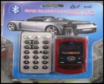 FM Modulator BT-06