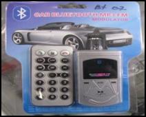 FM Modulator BT-07