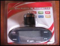 FM Modulator ST705-D