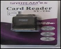 CARD READER SY-T86
