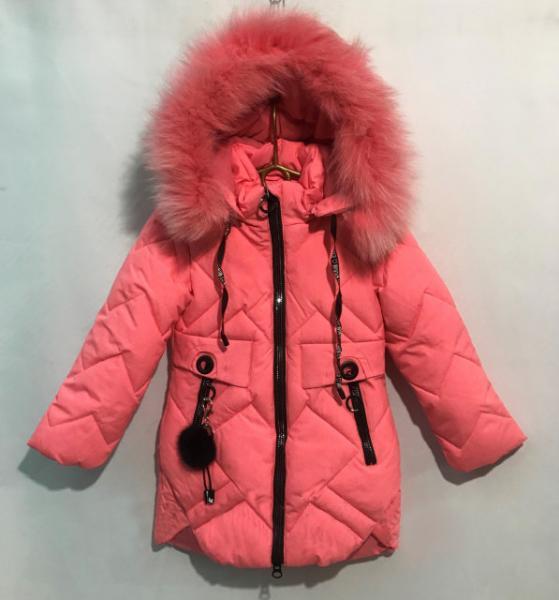 РАСПРОДАЖА! -40% ЗИМА. Пальто девочка от 4 до 10 лет