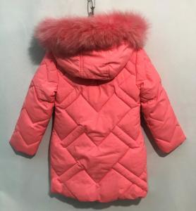 Фото Куртки, комбинезоны, пальто, жилетки ДЕВОЧКАМ Пальто зима девочка от 4 до 10 лет