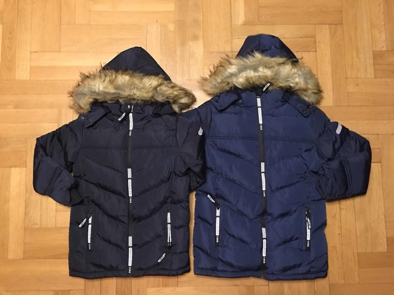 -20% Куртка-пальто зима мальчику 3-4 года