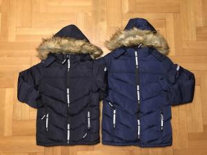 Фото Куртки, комбинезоны, парки, жилетки МАЛЬЧИКАМ ЗИМА, куртка-пальто мальчику от 4 до 12лет