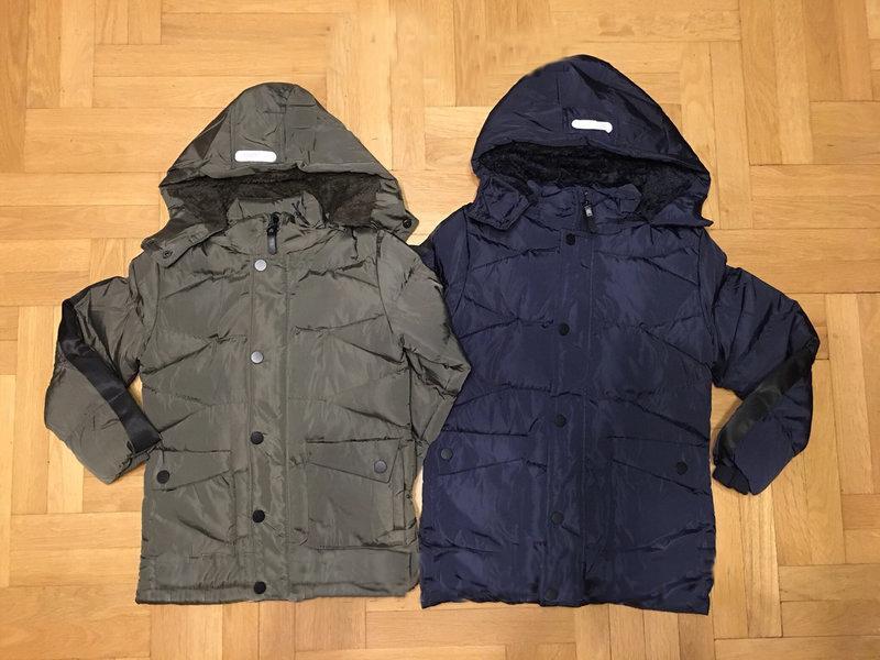 РАСПРОДАЖА! -25% ЗИМА. Куртка мальчику на меху от 4 до 10 лет.