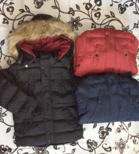 Фото Куртки, комбинезоны, парки, жилетки МАЛЬЧИКАМ ДЕМИСЕЗОН-ЗИМА. Куртка дутая для мальчика от 6 до 9 лет