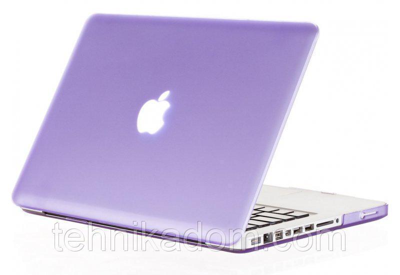 Пластиковый чехол Grand для MacBook Pro 15'' Фиолетовый (AL345_15pro)
