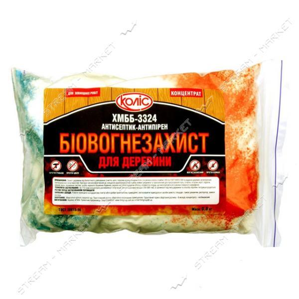Антисептик КОЛИС Огнебиозащита ХМББ-3324 0.75кг пакет
