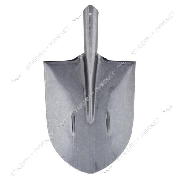 Лопата американка Рельсовая сталь порошковая краска (толщина 1, 5 мм) без черенка