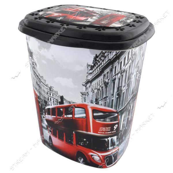 Корзина для белья Автобус 53л Турция