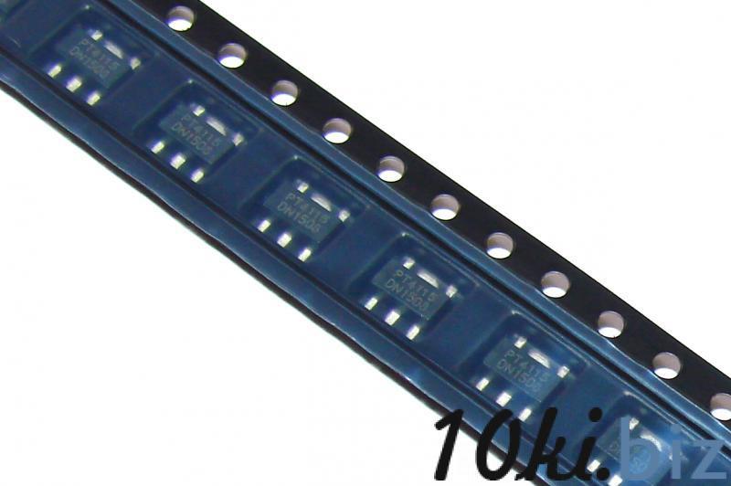 Микросхема PT4115 драйвер светодиодов Интегральные микросхемы в Украине