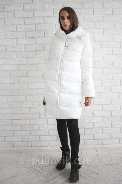 Пуховик Snow owl 18A100M (в комплекте модная шапочка и рукавички)