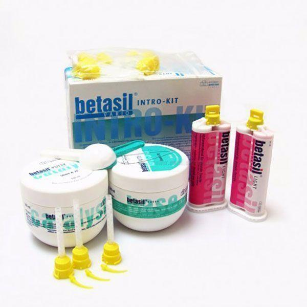 BETASIL VARIO PUTTY SOFT INTRO-KIT А-силикон.