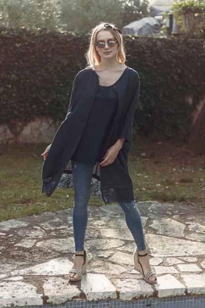 Плаття – жакет TRAMONTI