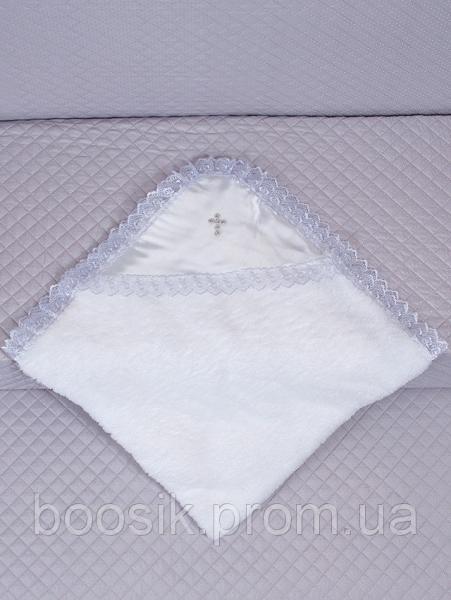 Крыжма махровая ТМ Lari белый
