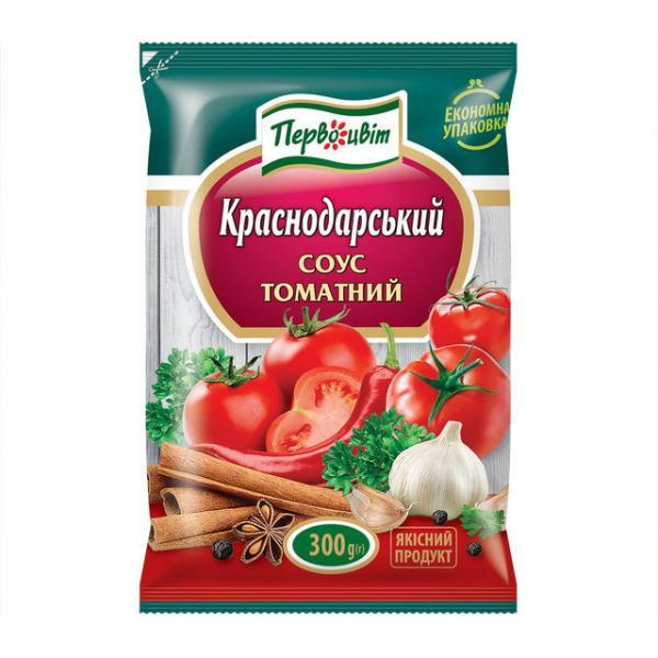 """Соус томатный """"Краснодарский"""" 300 гр"""