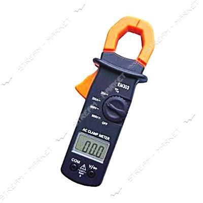 Мультиметр 303 Токовые клещи