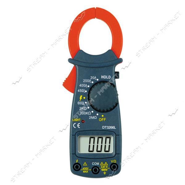 Мультиметр 3266-L Токовые клещи