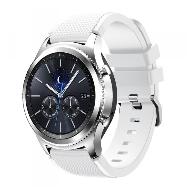 Ремешок для Samsung Gear S3 белого цвета