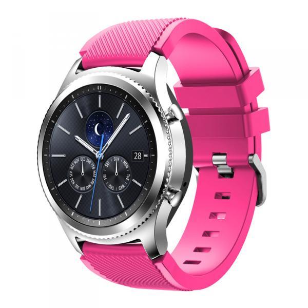 Ремешок для Samsung Gear S3 розового цвета
