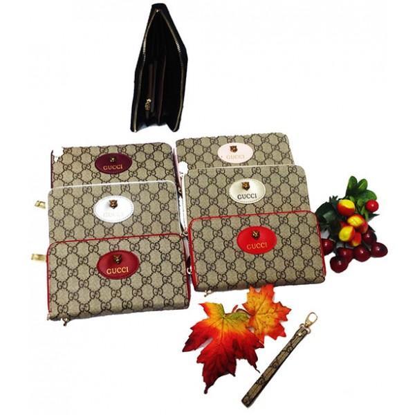 Женская барсетка Gucci Артикул 1714 в ассортименте