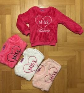 Фото Кофты, пайты толстовки, рубашки, свитера МАЛЬЧИКАМ И ДЕВОЧКАМ Кофта утепленная для девочек от 3 до 7 лет