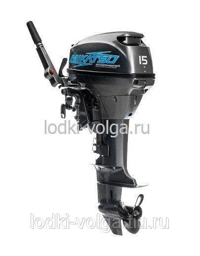 Лодочный мотор Mikatsu M15FHL