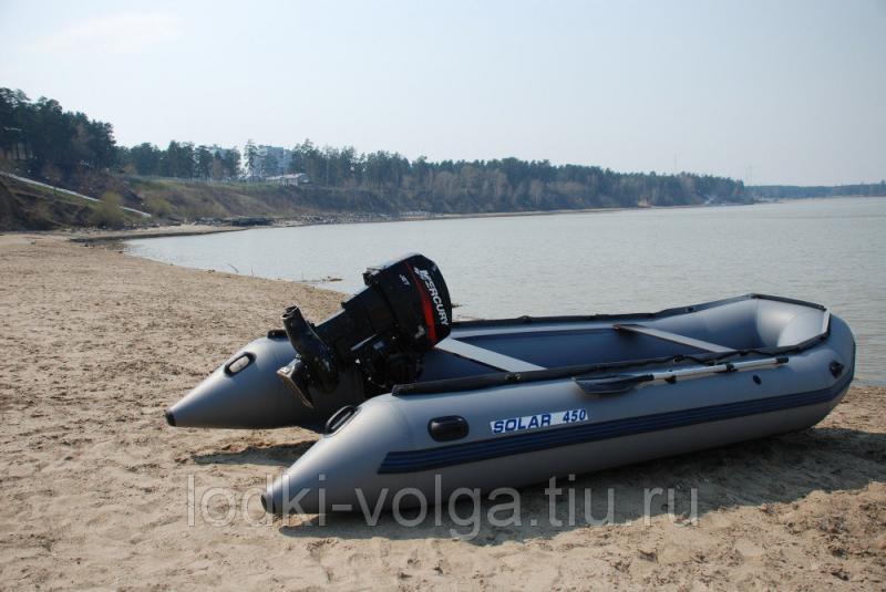 """Лодка """"Солар-450 МК"""""""
