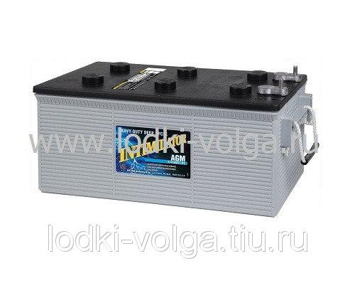 Аккумулятор Intimidator Deka AGM 8A4D, 198 А/ч