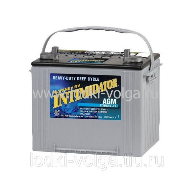 Аккумулятор Intimidator Deka AGM 8AU1H, 32 А/ч