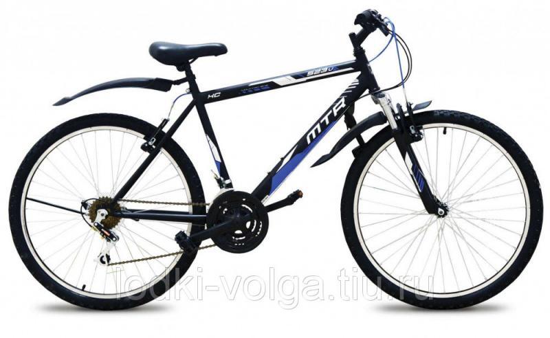 """Велосипед MTR 523V 26"""" (черно-синий)"""